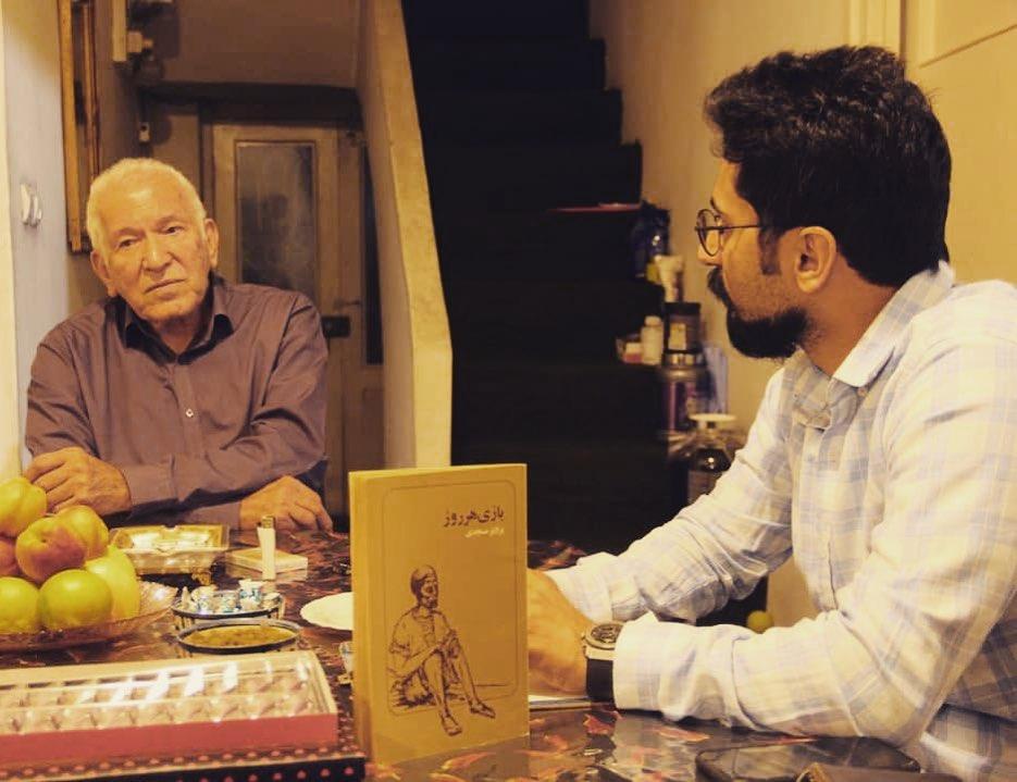 گفتگو با پرویز مسجدی