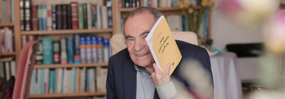 جامعهٔ ادبی ایران دکتر محمدرضا باطنی را از دست داد